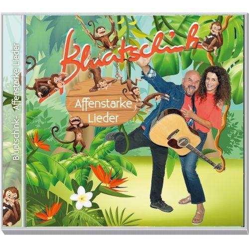 CD 07 Affenstarke Lieder