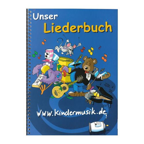 KINDERMUSIK-Liederbuch
