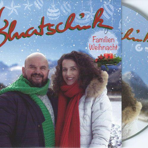 CD - Familien-Weihnacht (2020)