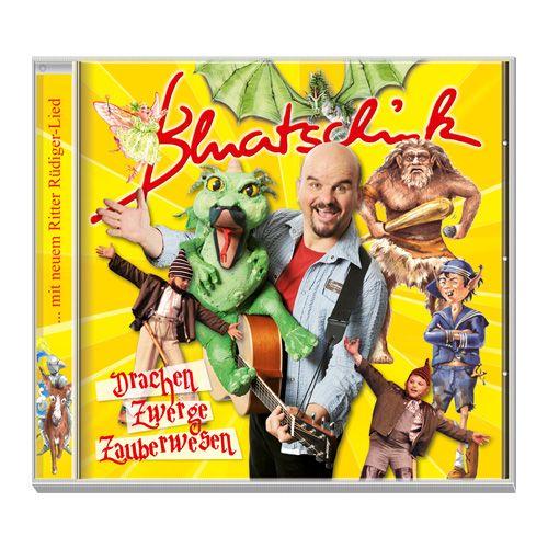 CD 03 Drachen, Zwerge, Zauberwesen