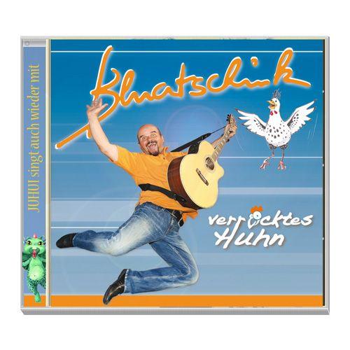 CD 04 Verrücktes Huhn