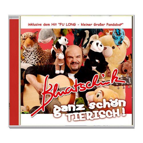 CD 02 Ganz schön TIERISCH